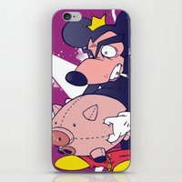 A Disney-Coke Party iPhone & iPod Skin