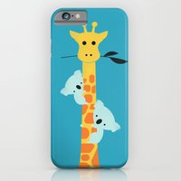 iPhone & iPod Case featuring I'll be your tree by Jay Fleck