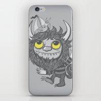 My Moishe (Grayscale) iPhone & iPod Skin