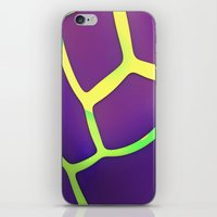 Eggplant iPhone & iPod Skin