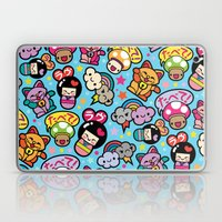 Harajuku Love Laptop & iPad Skin