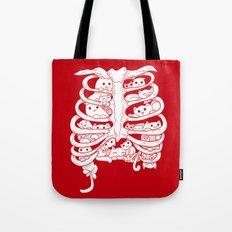 Scarlet C.A.T.S. Tote Bag