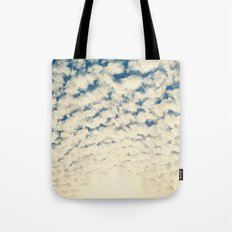 Clouds Effect Tote Bag