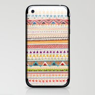 iPhone & iPod Skin featuring Pattern by Sandra Dieckmann