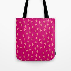 Catctus Strawberry Tote Bag