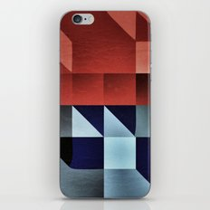 :: geometric maze IX :: iPhone & iPod Skin