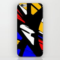 Speed iPhone & iPod Skin