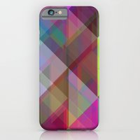 iPhone & iPod Case featuring Winter Geometric 2 by LisaStannard