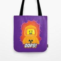Oops! Tote Bag