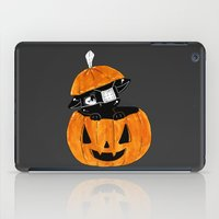 You Can't See Me.. iPad Case