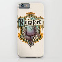 iPhone & iPod Case featuring HP Rocafort House Crest by Carlos Rocafort