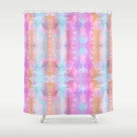Bermuda Reflection Shower Curtain