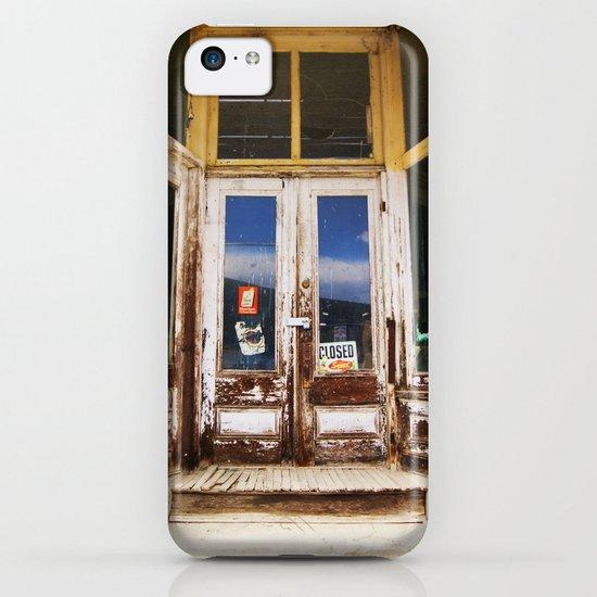 Closed iPhone & iPod Case