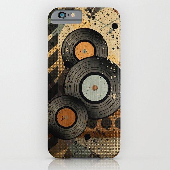 Retro Vinyl. iPhone & iPod Case