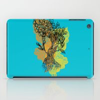 Peacock Tree iPad Case