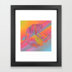 NYC (everyday 09.29.15) Framed Art Print