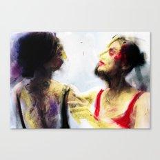 Volver Canvas Print
