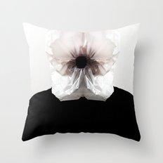Vacuum head Throw Pillow