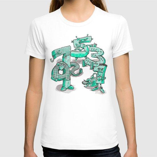 Odd Numbers T-shirt