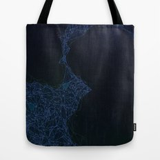Nebulous Systems. Tote Bag