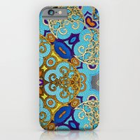 Mix&Match Byzantine Mosaic 03 iPhone 6 Slim Case