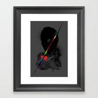 Shakin Framed Art Print