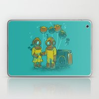 the BalloonFish Vendor Laptop & iPad Skin