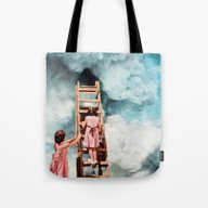 ESCAPE ROUTE Tote Bag