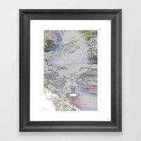 Chromascape 9 (Watkins G… Framed Art Print