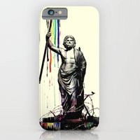 iPhone & iPod Case featuring God of Graffiti by nicebleed