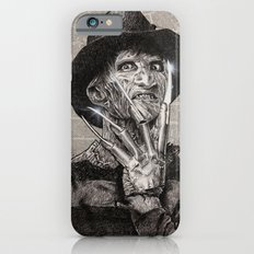 freddy krueger iPhone 6 Slim Case