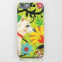 Spring Jindo Dog iPhone 6 Slim Case