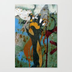 Reach and touch (2) Canvas Print