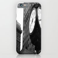 iPhone & iPod Case featuring stand still by emsisson