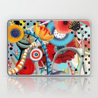Colorful Happy Days  Laptop & iPad Skin