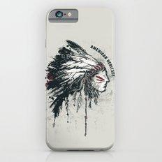 American Heritage (White) iPhone 6s Slim Case
