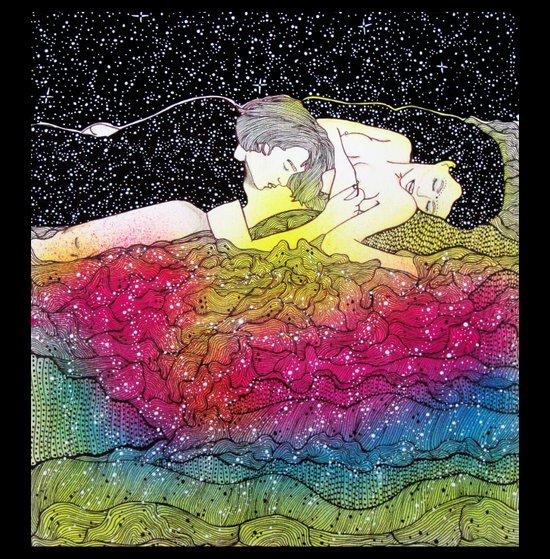 Cosmic Union Art Print