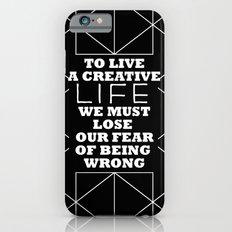 Creative Slim Case iPhone 6s