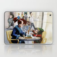 Café Laptop & iPad Skin