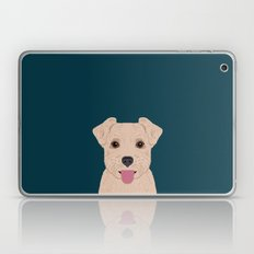 Blair - Norfolk Terrier gifts for dog lovers and pet owner gift ideas. Dog people gifts Laptop & iPad Skin