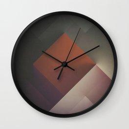 Wall Clock - RAD XLIV - Metron