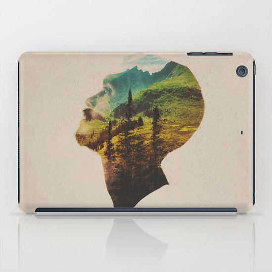 Out Of Mind iPad Case