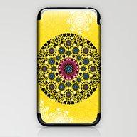 Mandala Vii iPhone & iPod Skin