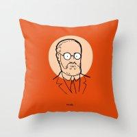 Henri Matisse Throw Pillow