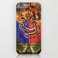 iPhone & iPod Case featuring GEMINI by Les Lumieres