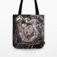 Holy Archaic Maria Tote Bag