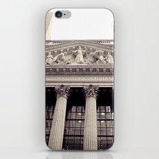 New York Stock Exchange iPhone & iPod Skin