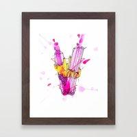 Sublimation Framed Art Print