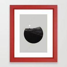 in shapes Framed Art Print
