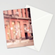 New York is a dream Stationery Cards